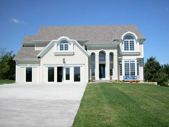 New Home - Custom Home Plan